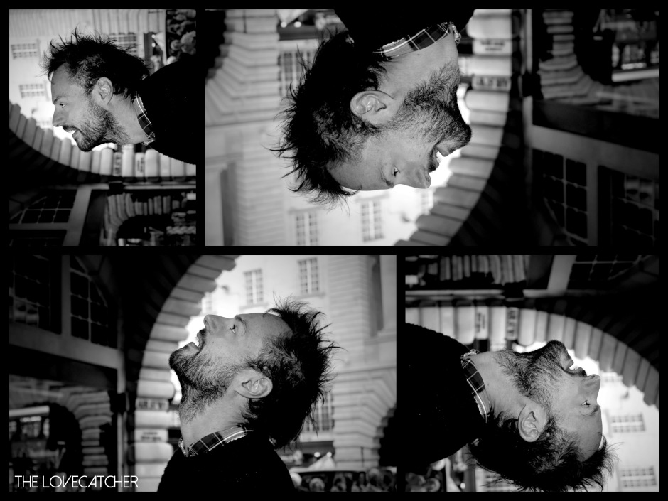 John collage noir et blanc_Fotor_Collage 6